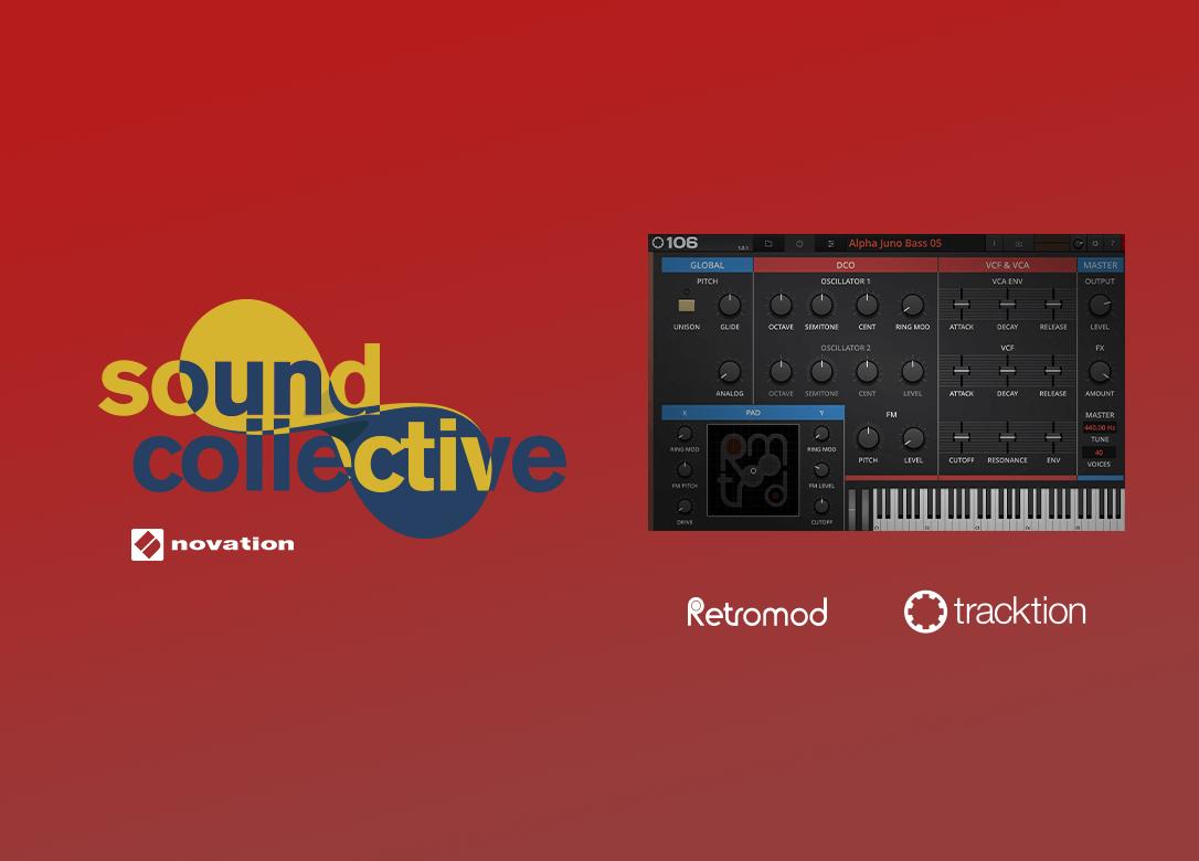 Novation Sound Collective-RetroMod
