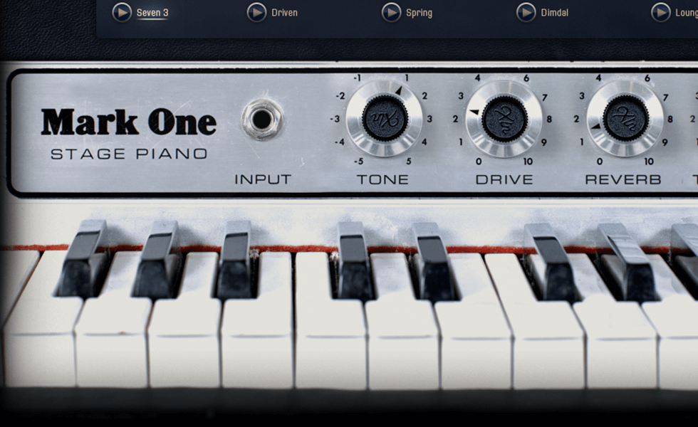 Mark One Piano