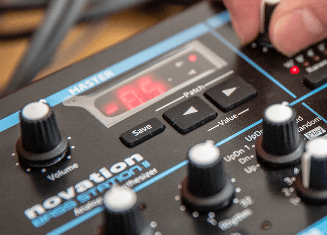 Bass Station Ii Novation Explore Nes Circuit Bend And More Audio
