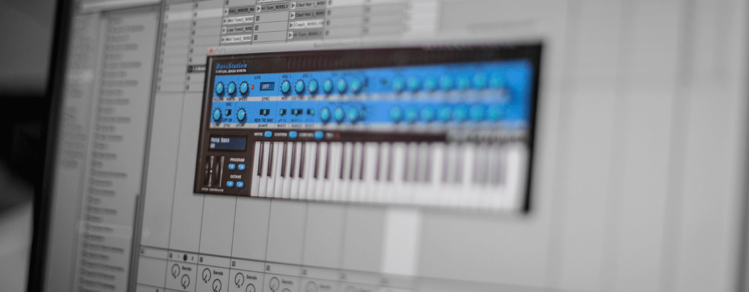 Bass Station Plug-In