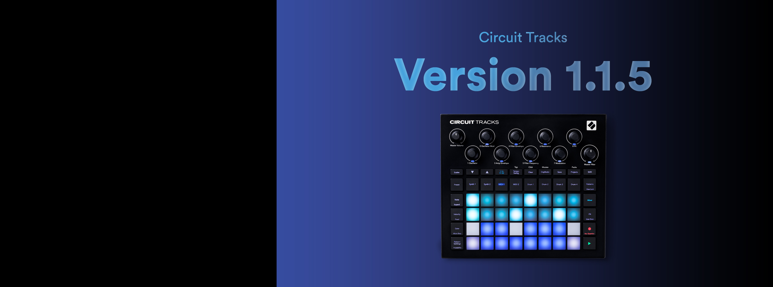 Circuit Tracks Sample Time-v1.1.5