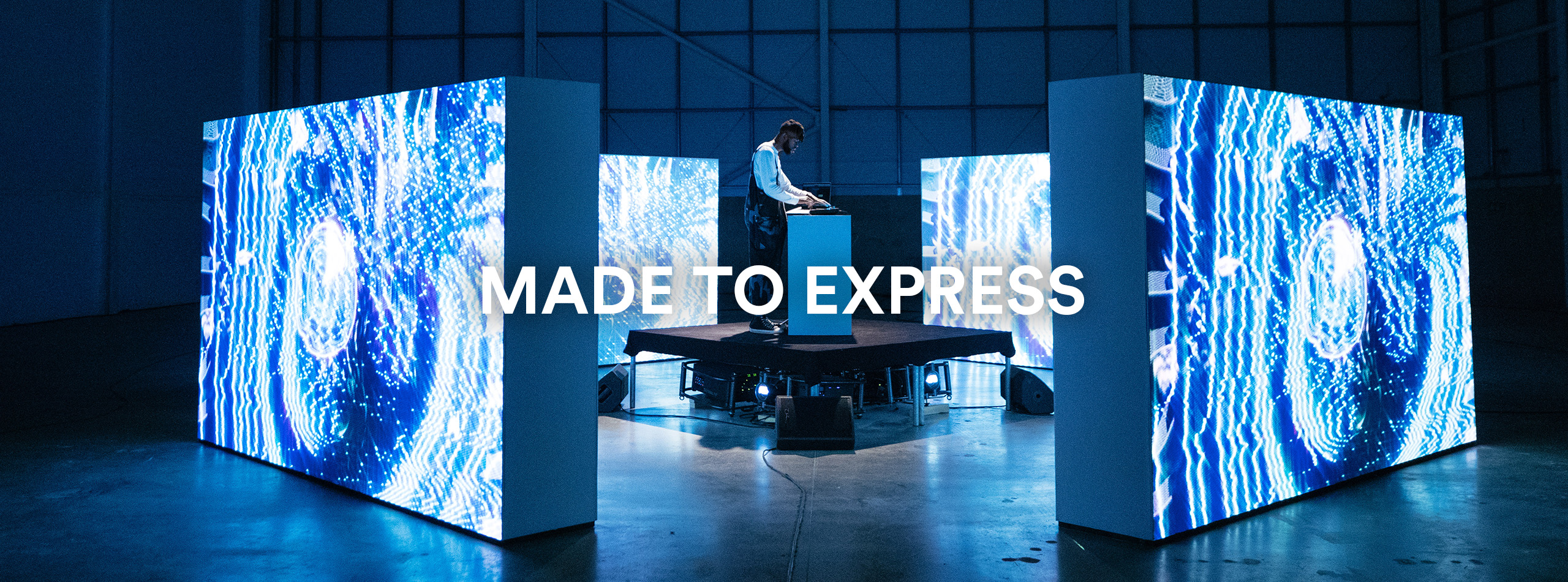 Made to express / Novation