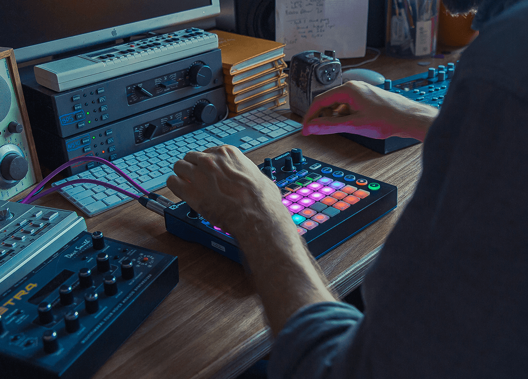 Circuit Novation My Is Almost Exactly Like B Here Make Beats