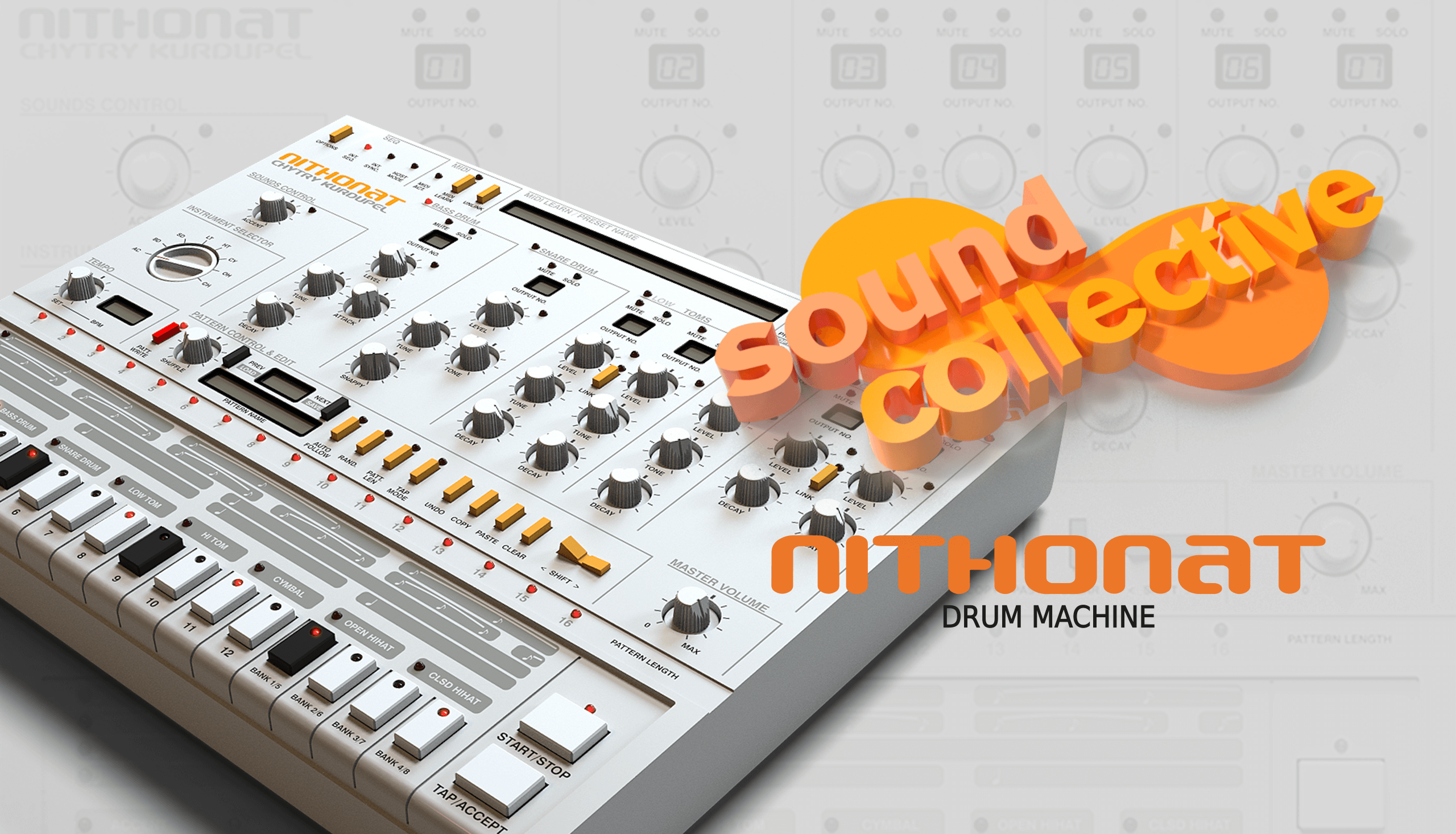 April Sound Collective Homepage Banner