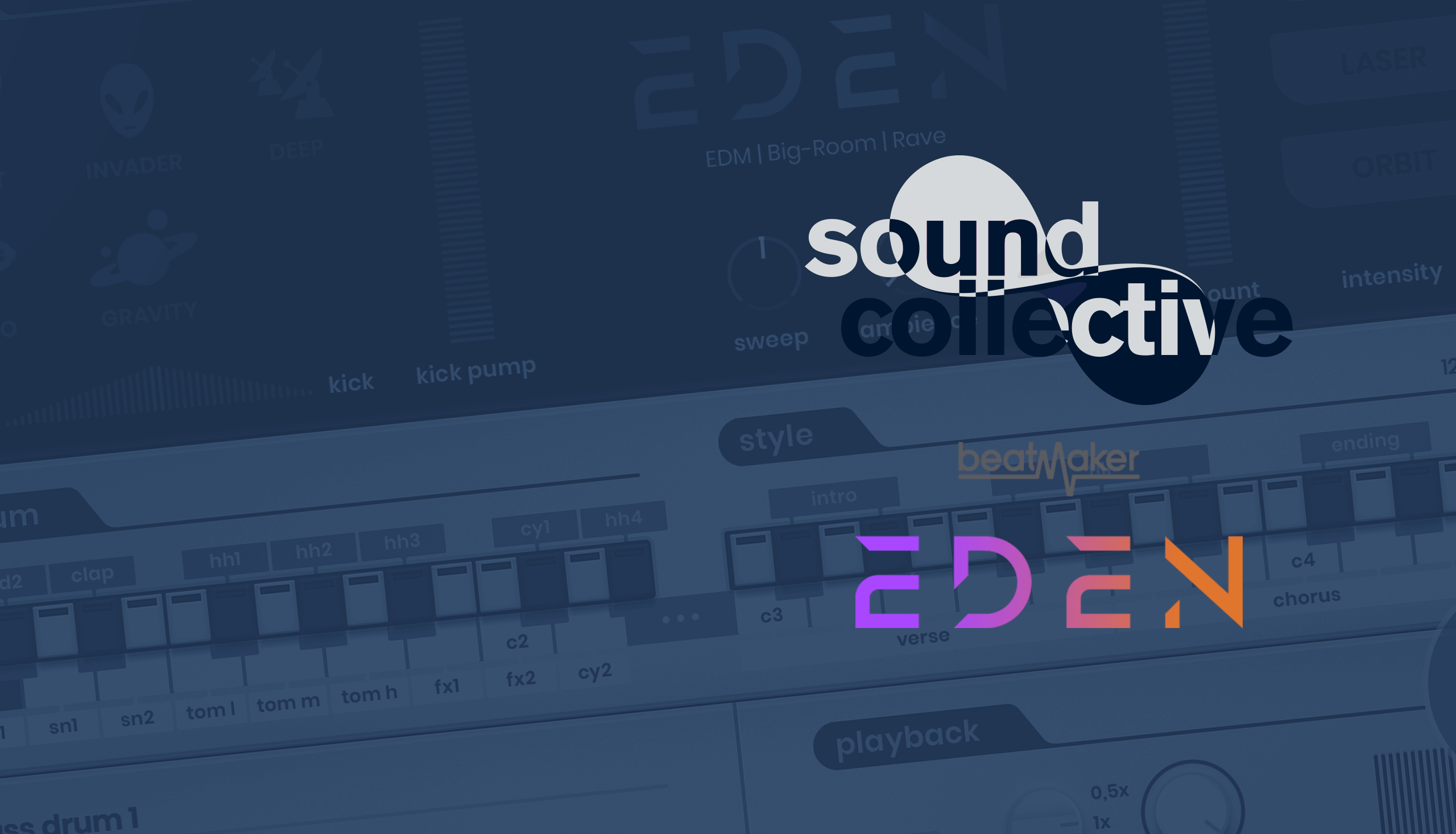 Sound Collective June Homepage Banner