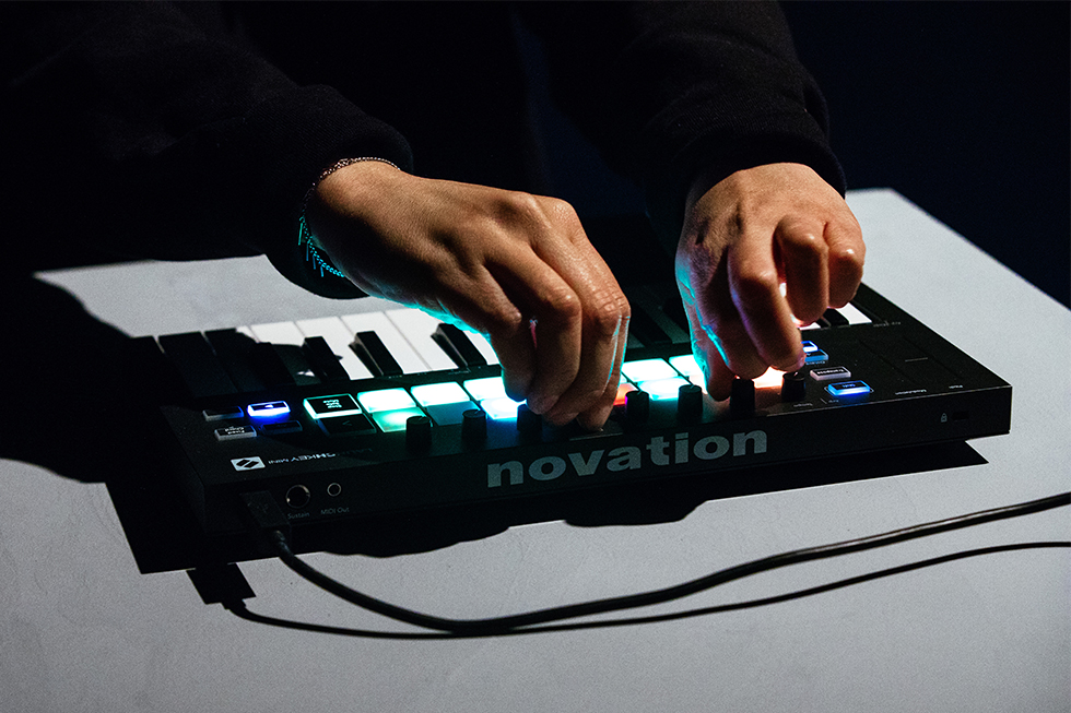 Ikonika + Mungo + Novation Launchkey Mini