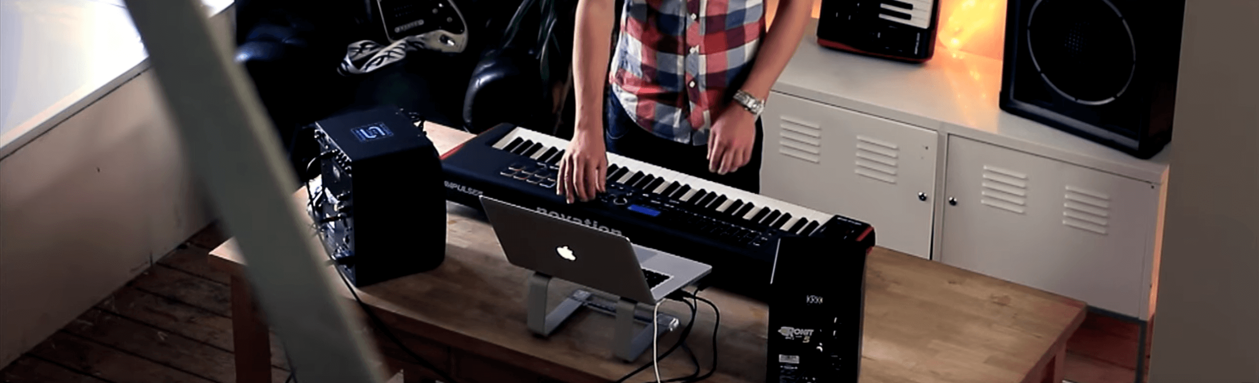 Impulse MIDI Controller Keyboard Overview