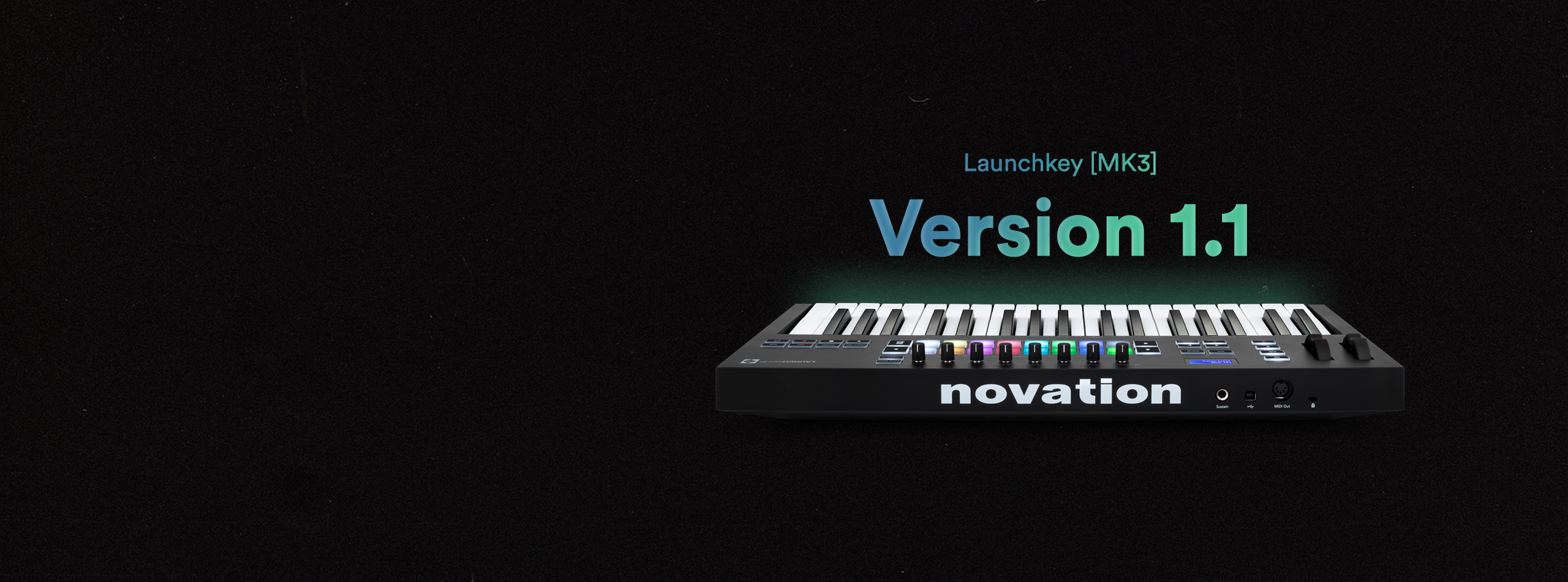 Novation-Launchkeyv1.1Firmware