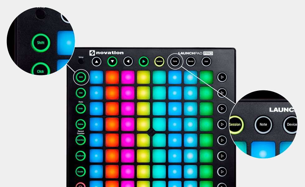 Launchpad Pro Scale Mode Body 2