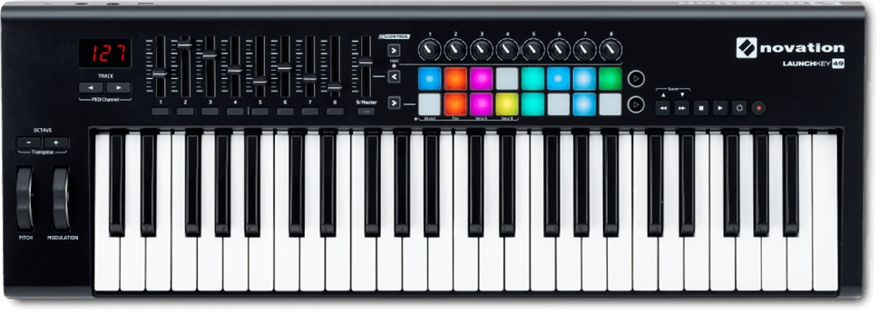 Welcome to the future of music production