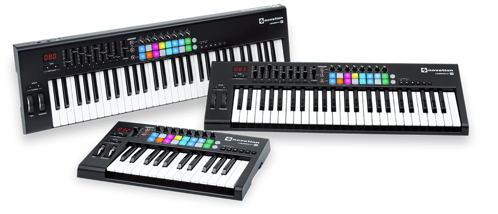 Launchkey: the best-integrated (by far) Ableton keyboard controller at this price point.