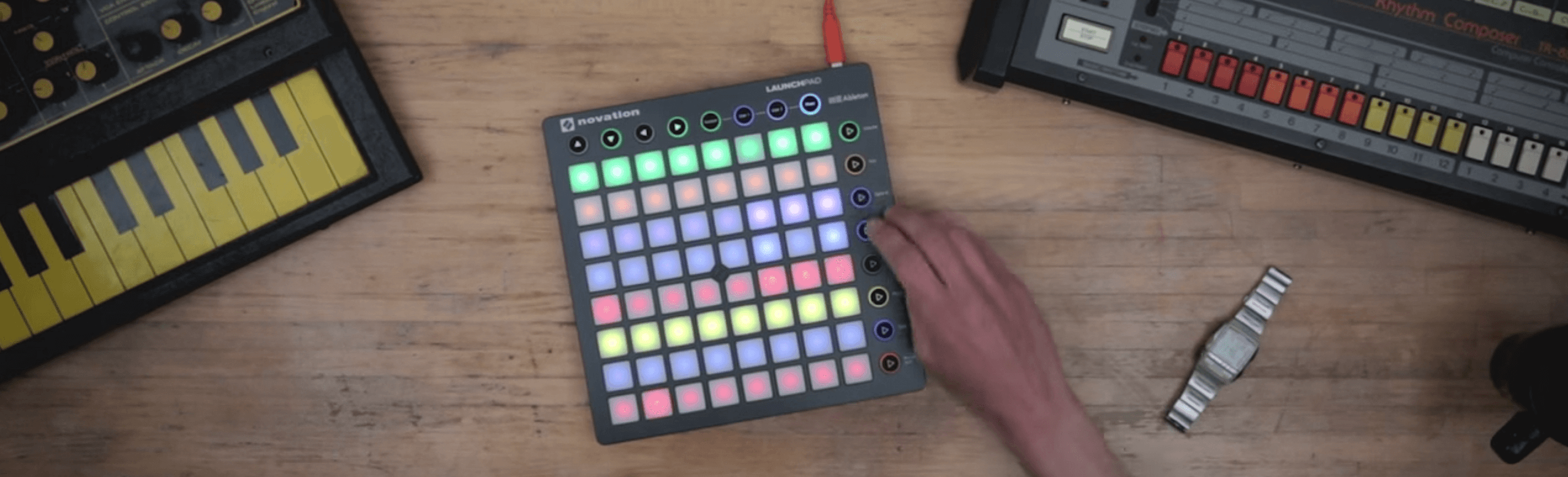 Launchpad feat. Buddy Peace