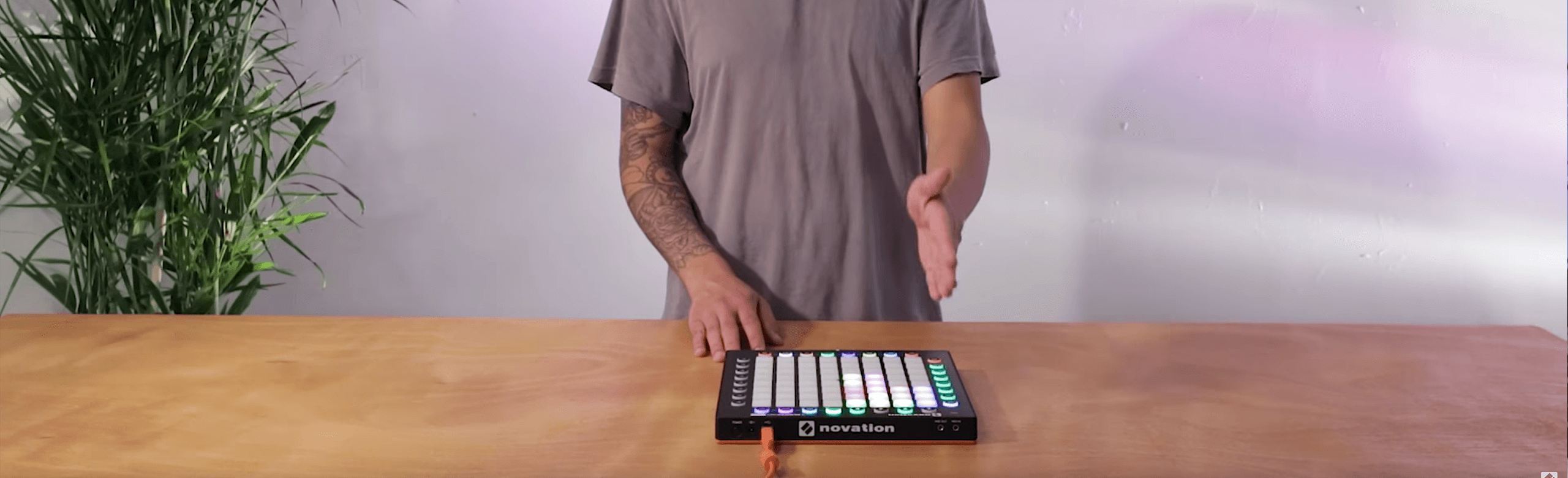 Playing Expressively With Launchpad Pro