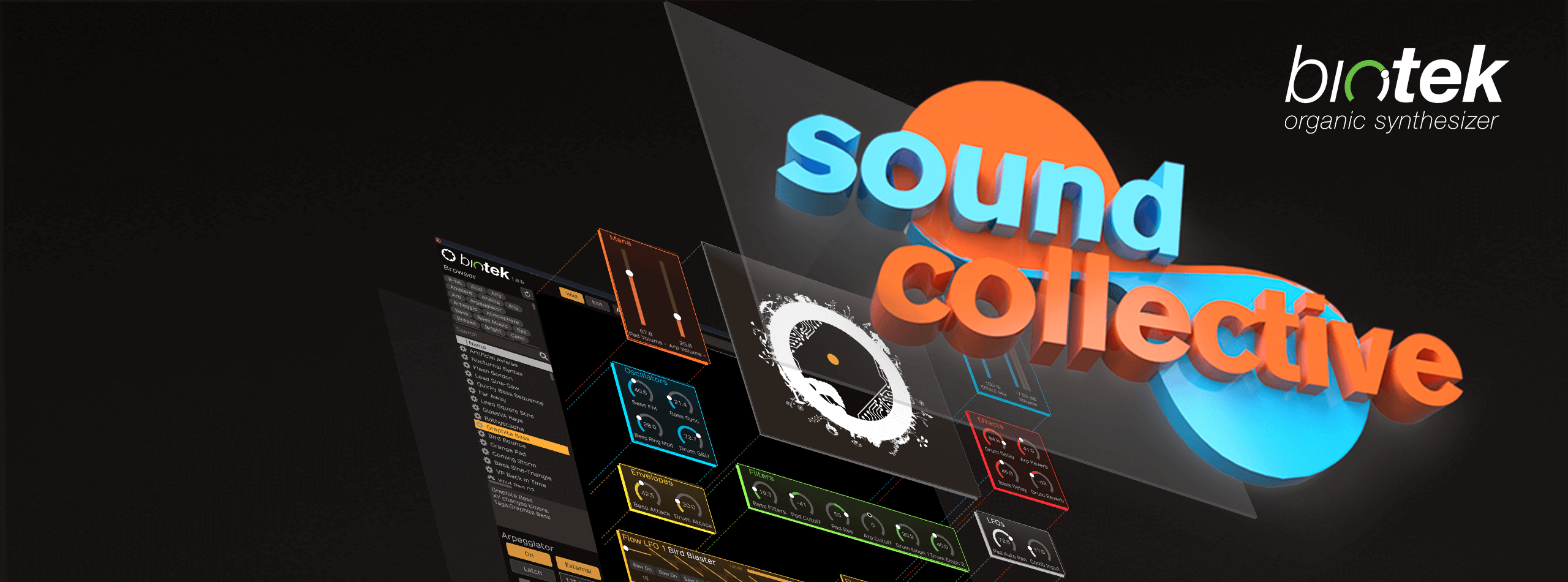 Sound Collective Feb Banner