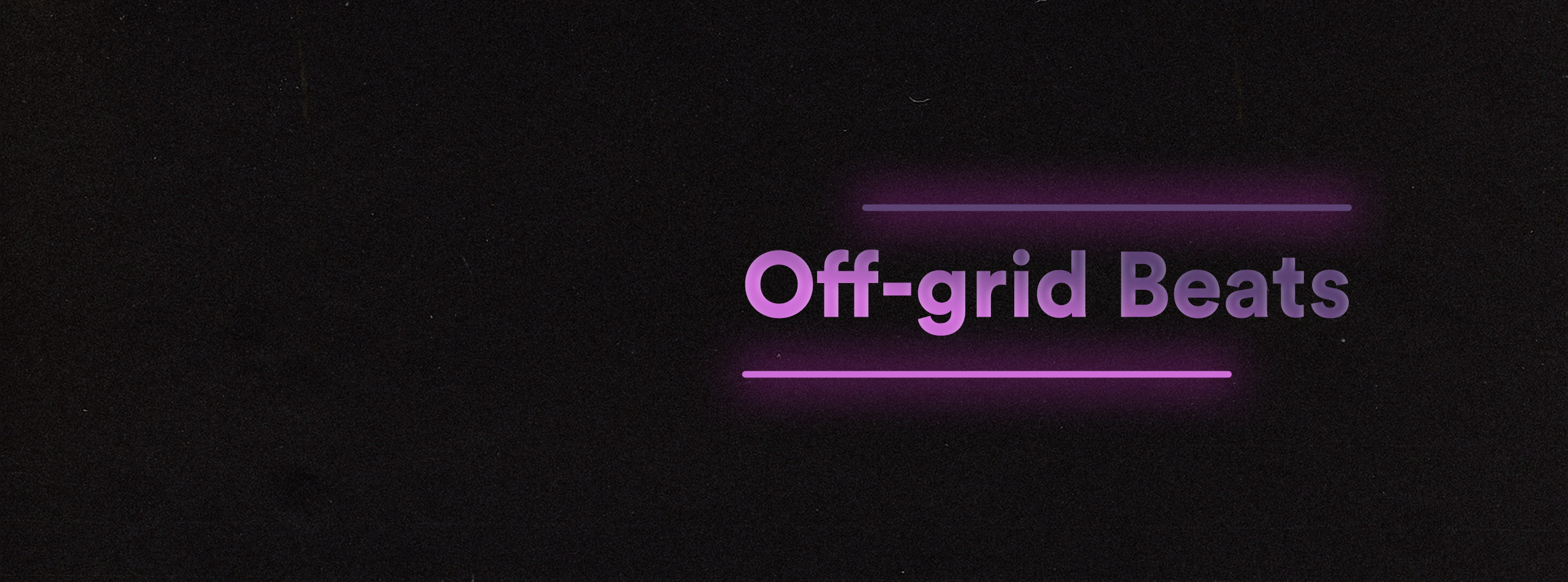 Novation Off-grid Beats