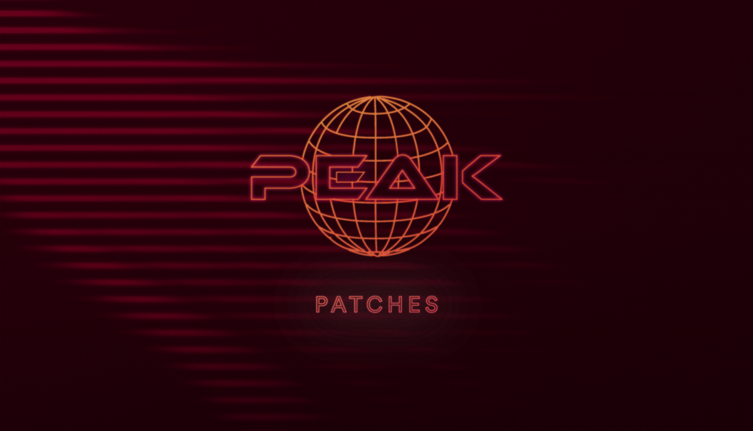 Peak Patches Homepage - Desktop