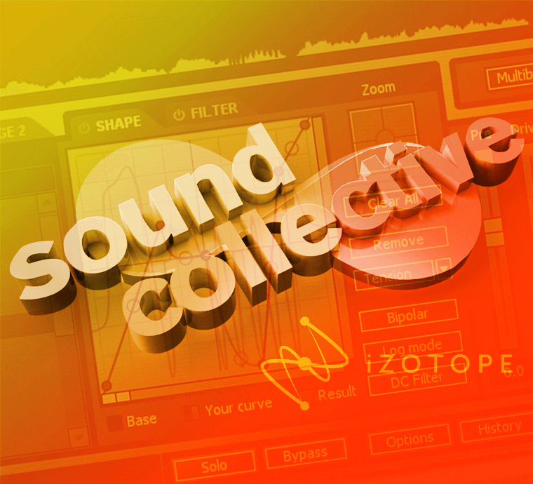Sound Collective Homepage Widget Desktop