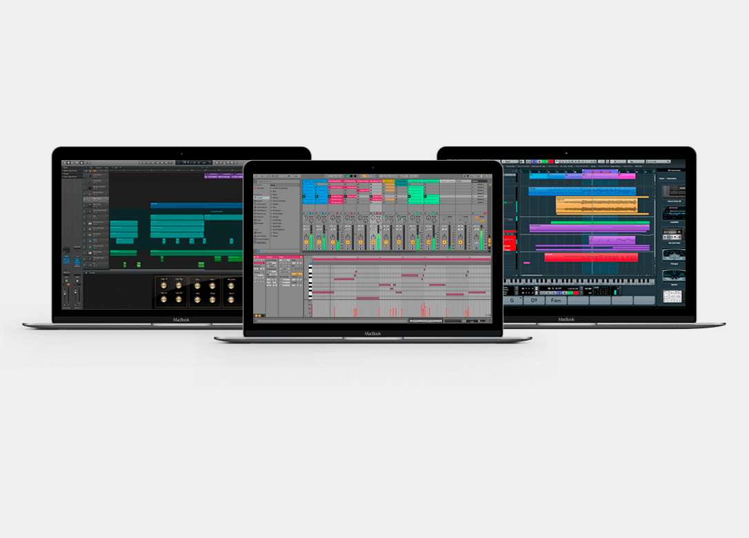 Control Any Major Music Software