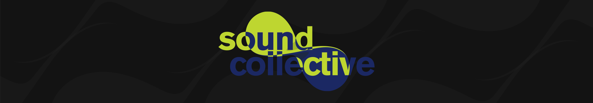Sound Collective Landing Page Banner