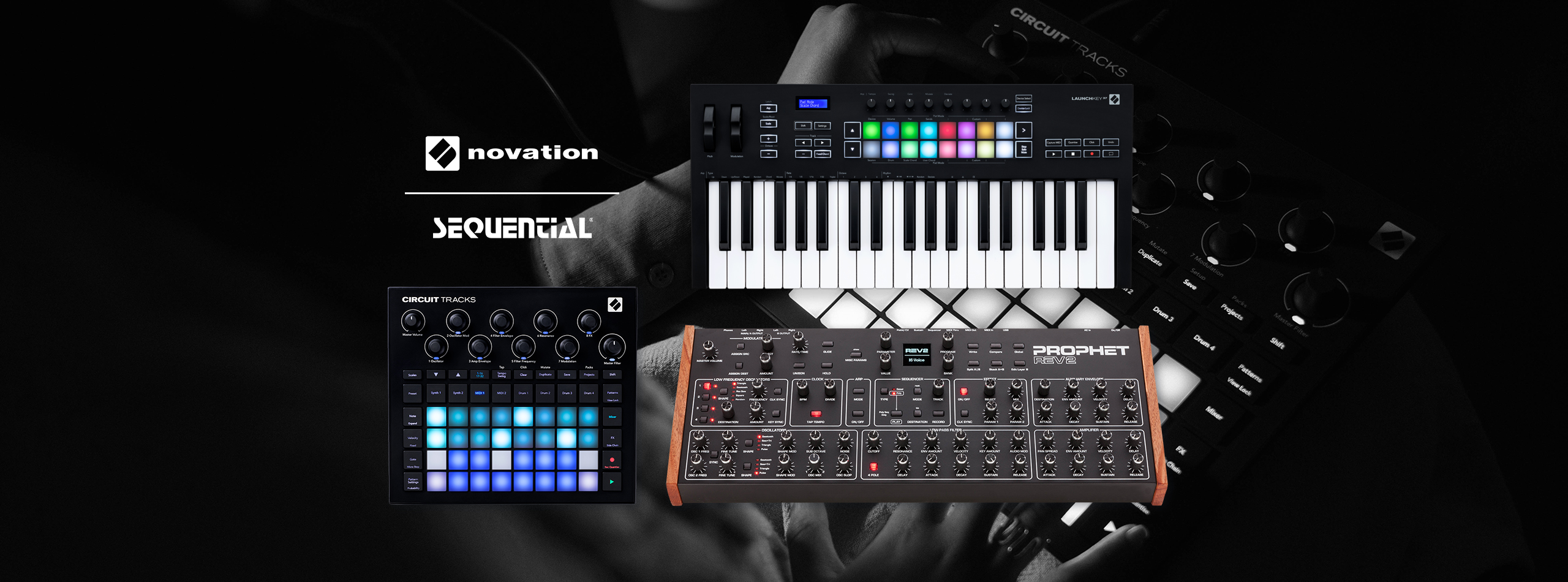 Novation Sequential Giveaway