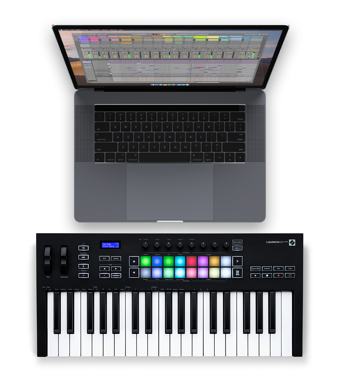 Launchkey Ableton Integration