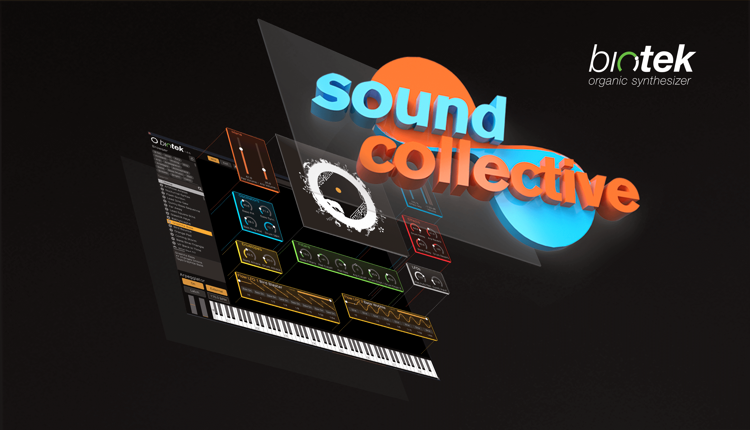 Sound Collective Feb homepage Banner