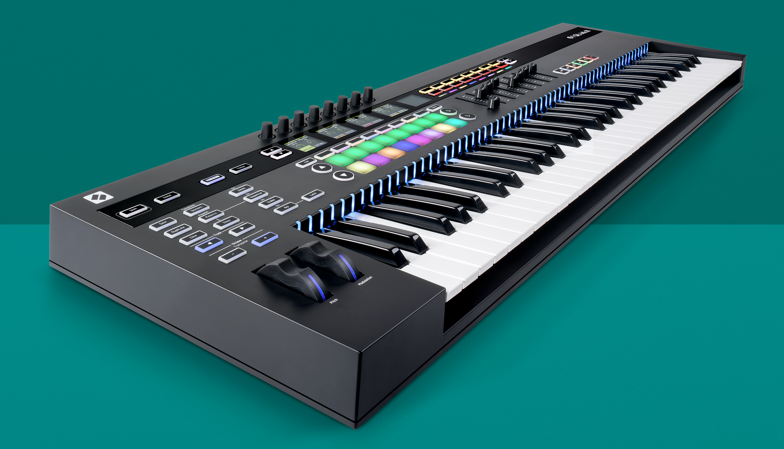 Home | Novation