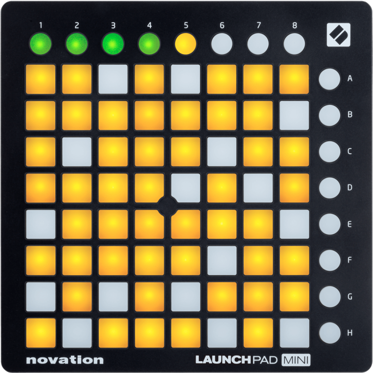 Launchpad Mini Front On